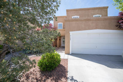 Albuquerque Single Family Home For Sale: 6148 Bisbee Place NW