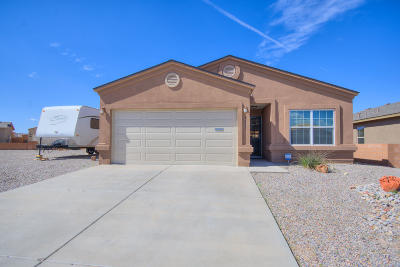 Rio Rancho Single Family Home For Sale: 6411 Mountain Hawk Way NE
