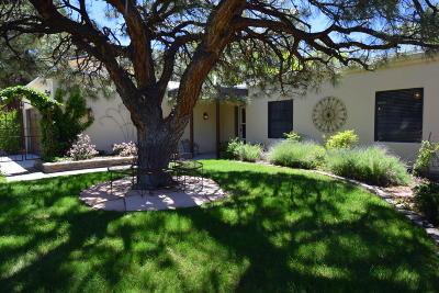 Single Family Home For Sale: 13008 Gray Hills Road NE