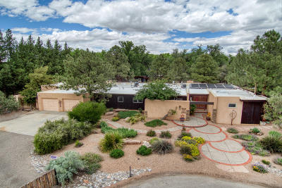 Bernalillo County Single Family Home For Sale: 17 Applewood Lane NW
