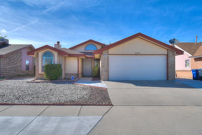 Albuquerque NM Single Family Home For Sale: $168,000