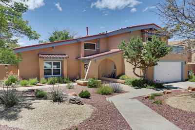Albuquerque NM Single Family Home For Sale: $385,000