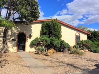 Albuquerque Single Family Home For Sale: 2800 Georgia Street