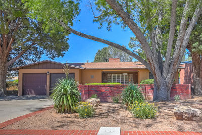 Bernalillo County Single Family Home For Sale: 5009 Royene Avenue NE