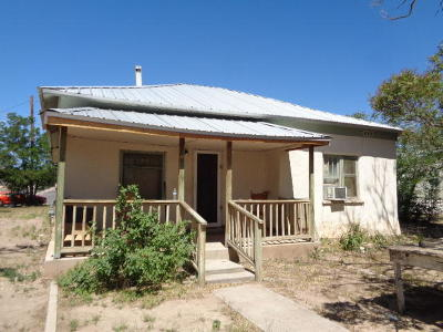 Socorro County Single Family Home For Sale: 2334 Fatima Road