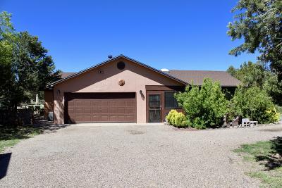 Bernalillo County Single Family Home For Sale: 19 Loma Verde Drive