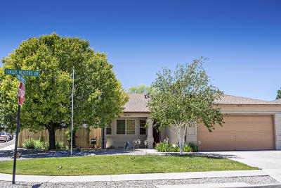 Rio Rancho Single Family Home For Sale: 3403 Fowler Meadows Drive NE