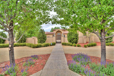 Albuquerque Single Family Home For Sale: 1804 Westdale Way NW
