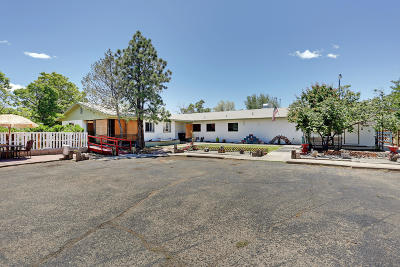 Single Family Home For Sale: 1550 Airway Road SW
