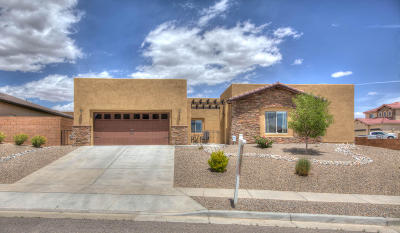 Rio Rancho Single Family Home For Sale: 2829 Kiva NE