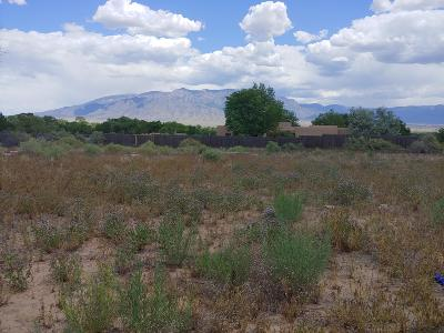 Corrales Residential Lots & Land For Sale: Lot 6 Reclining Acres Road