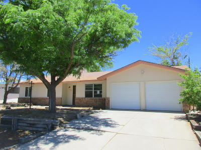 Albuquerque Single Family Home For Sale: 1808 Figueroa Court NE