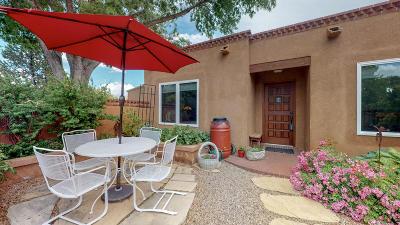 Albuquerque Single Family Home For Sale: 9112 Onate Street NE