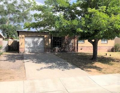 Albuquerque Single Family Home For Sale: 1214 Pitt Street NE