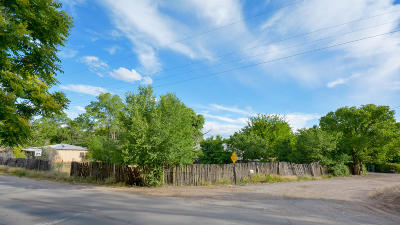 Bernalillo County Residential Lots & Land For Sale: 8850 Guadalupe Trail NW