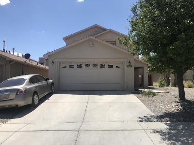 Single Family Home For Sale: 427 Desert Cactus Drive SW