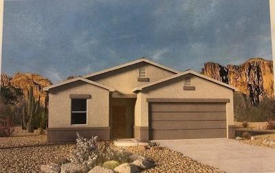 Valencia County Single Family Home For Sale: 16 Parador Court