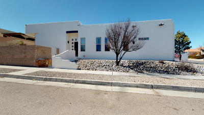 Albuquerque Single Family Home For Sale: 6306 Mojave Street NW