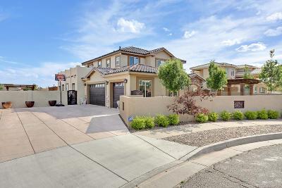 Single Family Home For Sale: 2308 La Vista Court NW