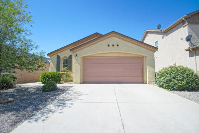 Rio Rancho Single Family Home For Sale: 912 Waterfall Drive NE