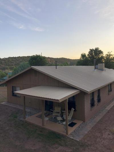 Tijeras Single Family Home For Sale: 788 & 790 New Mexico 333