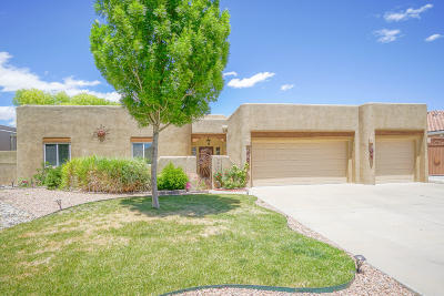 Rio Rancho Single Family Home For Sale: 3936 Bay Hill Loop SE