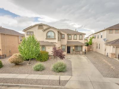 Rio Rancho Single Family Home For Sale: 3421 Oasis Springs Road NE