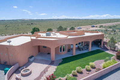 Rio Rancho Single Family Home For Sale: 721 Marble Sky Avenue NE