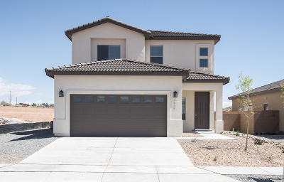 Rio Rancho Single Family Home For Sale: 4034 Mountain Trail NE