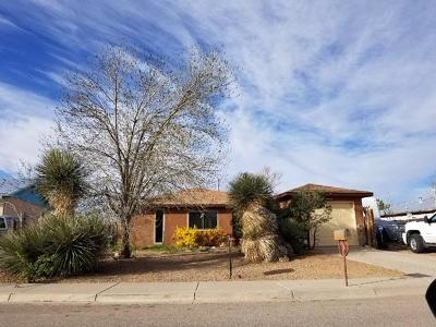 Valencia County Single Family Home For Sale: 1789 Lancelot Loop SW