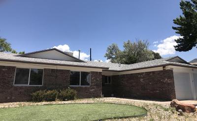 Albuquerque, Rio Rancho Single Family Home For Sale: 11905 Holiday Avenue NE