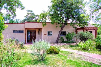 Albuquerque Single Family Home For Sale: 808 Parkland Circle SE