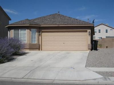 Rio Rancho Single Family Home For Sale: 3287 Tin Cup Road NE