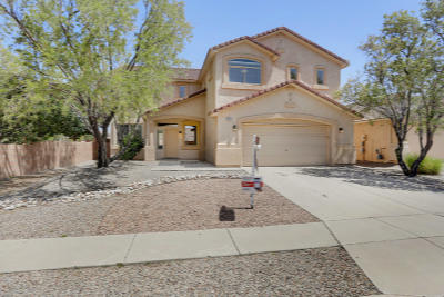 Rio Rancho Single Family Home For Sale: 1613 Montiano Loop SE