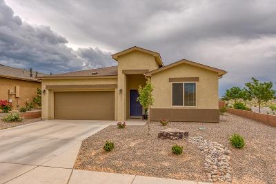 Albuquerque, Rio Rancho Single Family Home For Sale: 1850 Goldenflare Loop NE