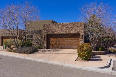 Albuquerque Single Family Home For Sale: 6319 Ghost Flower Trail