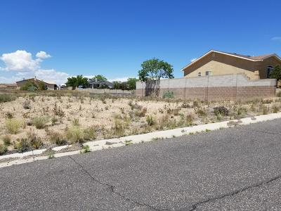 Valencia County Residential Lots & Land For Sale: 19 Bravo Road