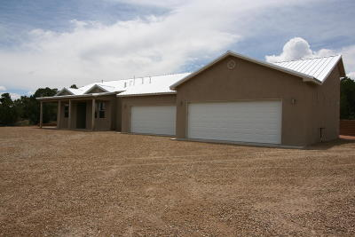 Sandia Park Single Family Home For Sale: 31 Express Boulevard