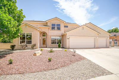 Sandoval County Single Family Home For Sale: 3948 Augusta Drive SE