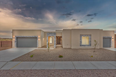Albuquerque Single Family Home For Sale: 6512 Papagayo Road