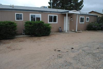 Rio Rancho Single Family Home For Sale: 800 10th Avenue NW