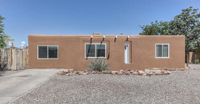 Rio Rancho Single Family Home For Sale: 309 San Juan De Rio Drive SE