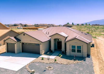 Rio Rancho Single Family Home For Sale: 708 1st Street NE