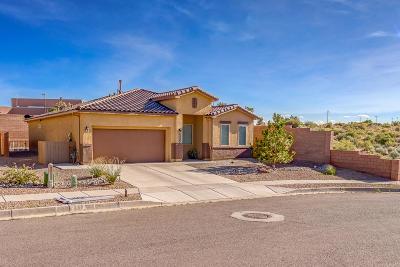 Rio Rancho Single Family Home For Sale: 6804 Napoleon Road NE