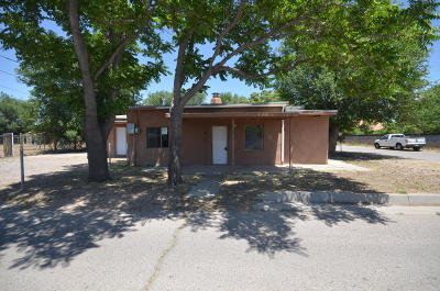 Albuquerque Single Family Home For Sale: 3100 Los Anayas Road NW