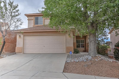 Single Family Home For Sale: 9936 Sunshine Mesa Drive NW