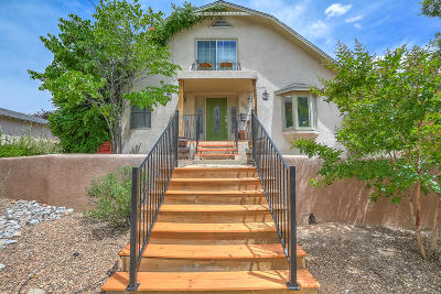 Albuquerque Single Family Home For Sale: 632 Cedar Street NE