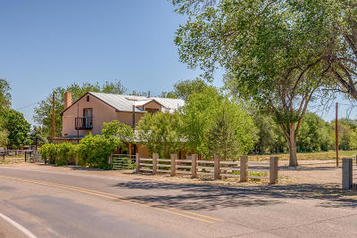 Sandoval County Single Family Home For Sale: 1352 New Mexico State 313 Road