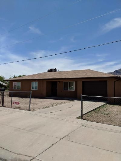 Socorro County Single Family Home For Sale: 1215 El Camino Real Street