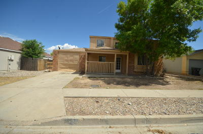 Rio Rancho Single Family Home For Sale: 1328 Elkslip Drive NE